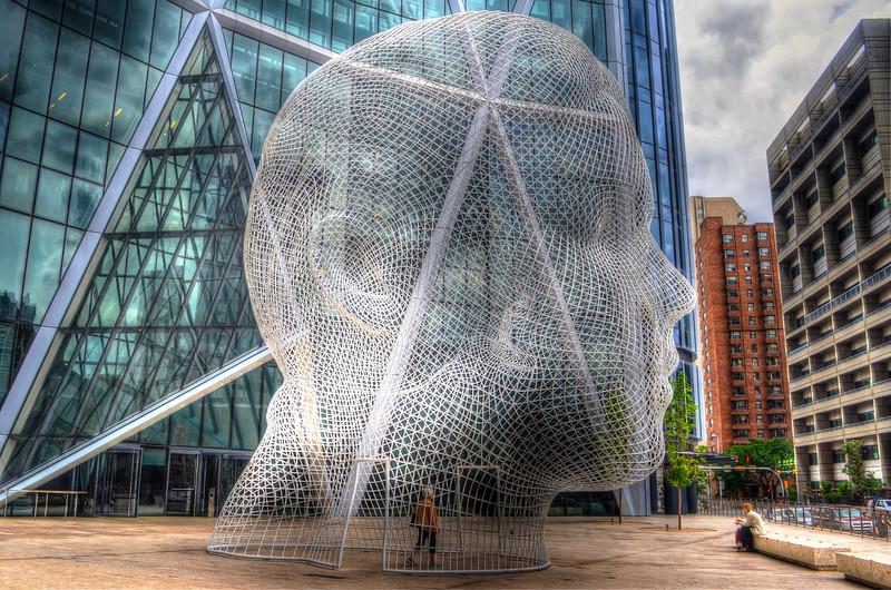Lady In Calgary