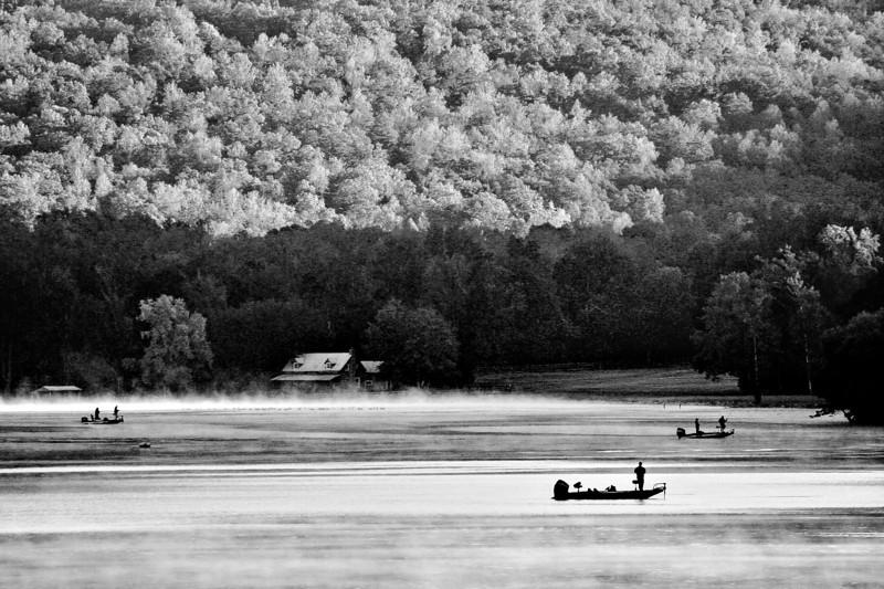 Tennessee River Fishermen