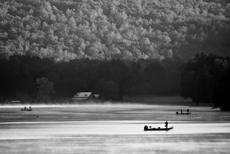 Early Morning On The Tennessee River
