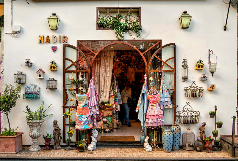 Shop Positano