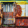 Rusty Railcar