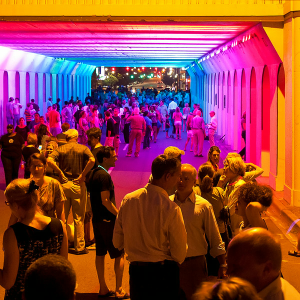 Light Rail Tunnel