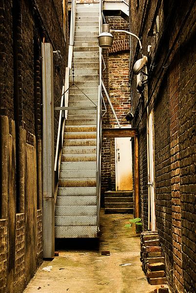 Morris Avenue Alley