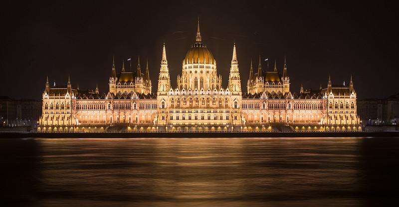 Hungarian Parliament Budapest