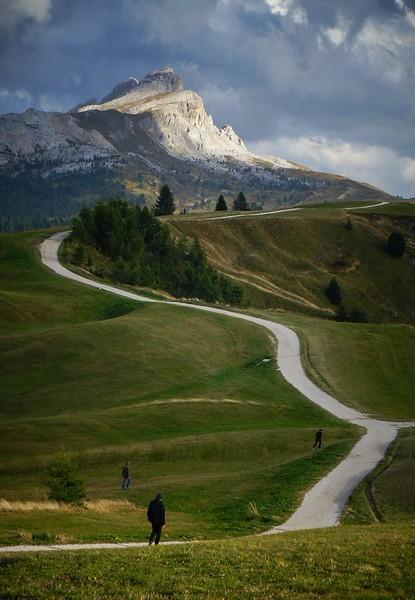 The Long Hike