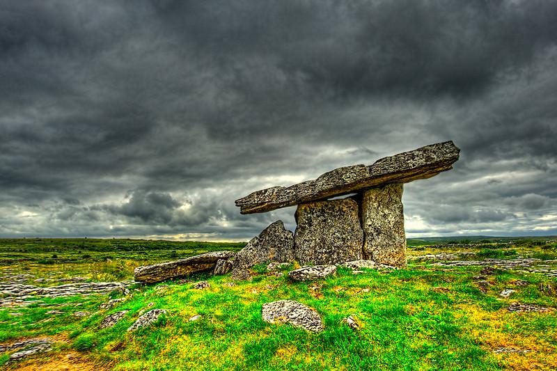 Irish Tomb