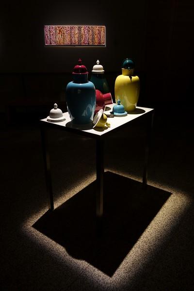 Porcelain on Display