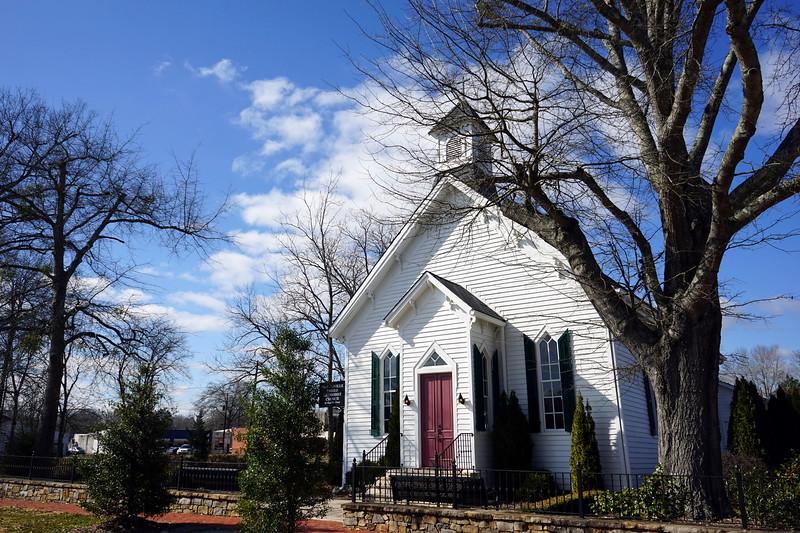 Maplesville United Methodist Church