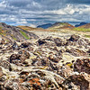 Lava Field - Iceland