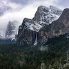 Yosemite Storm Tunnel View
