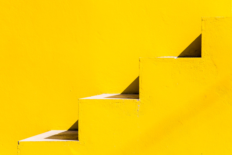 Yellow Steps