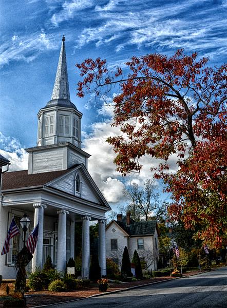 Church - Rogersville Tennessee