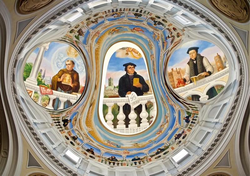 Hodges Chapel Dome