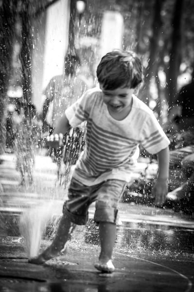 Wet and Happy