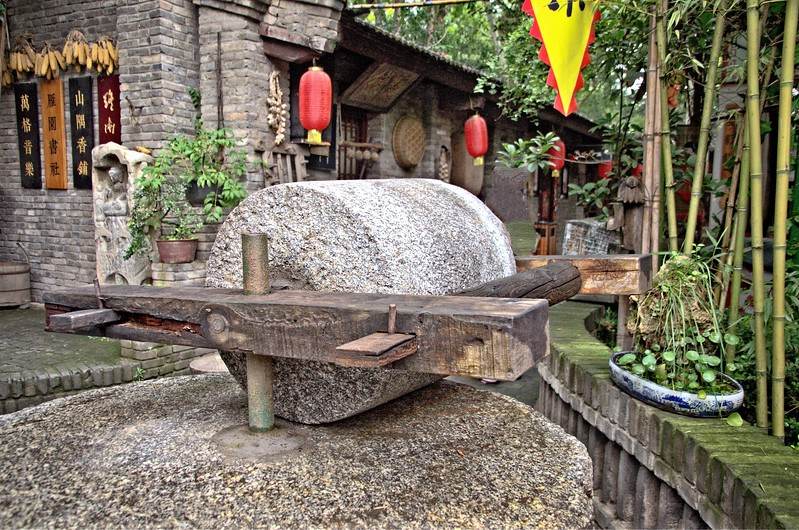 Ancient Grindstone