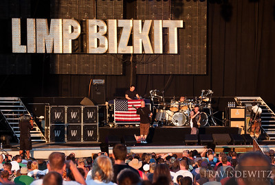 Limp Bizkit - Rock Fest - 2010 - Cadott, WI