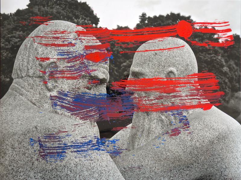 Vigeland Stone Men 004
