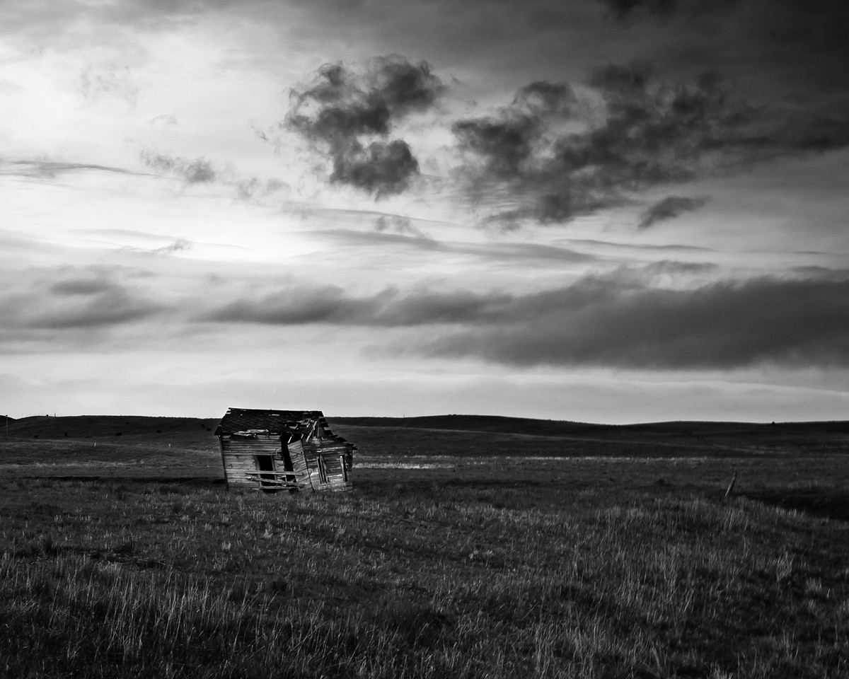 July 1st, 2013 - Forsaken<br /> <br /> Another shot from Montana.<br /> Happy Monday!