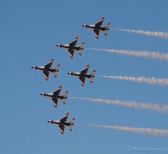 Thunderbirds - all 6 bottom view 3