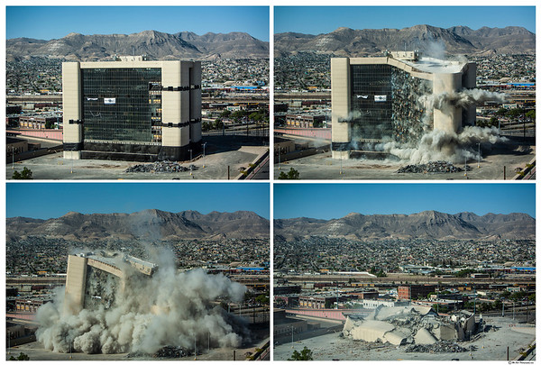 City Hall Implosion