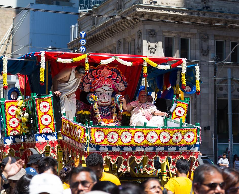 Festival of India Parade