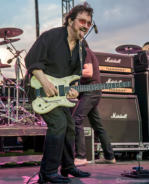 Buck Dharma (Guitar) of Blue Oyster Cult @ Streetfest El Paso 2012