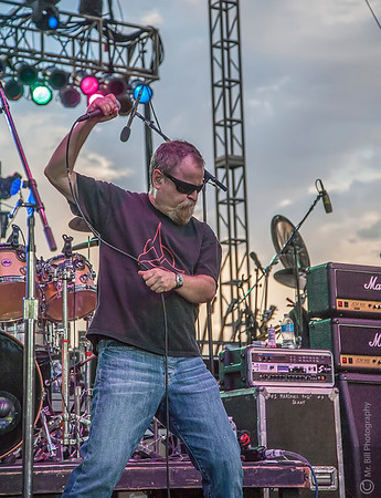 Eric Bloom (Singer/Keyboards) of Blue Oyster Cult @ Streetfest El Paso 2012