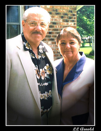 "On our 40th Anniversary 8-24-2003                    ""Wed As One"""
