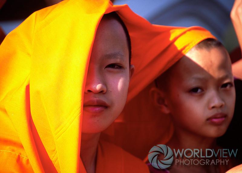 Children, Monks