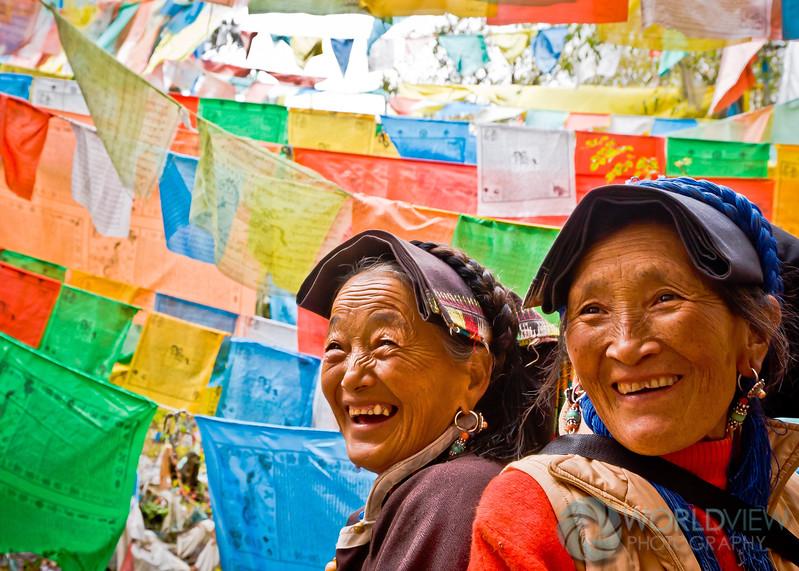 Tibetan Plateu, China