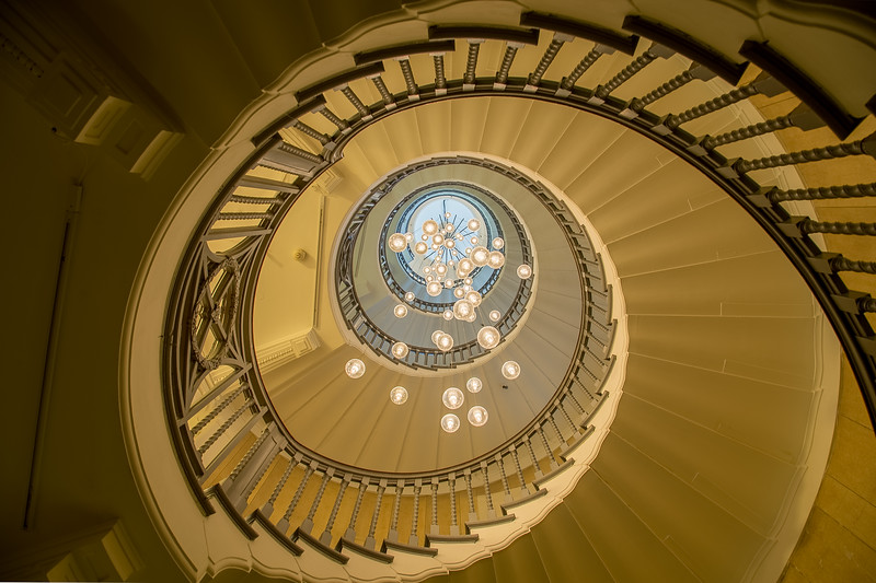 Beautiful Staircase in London