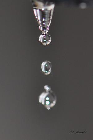 Macro droplets