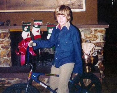 mikes first bmx bike
