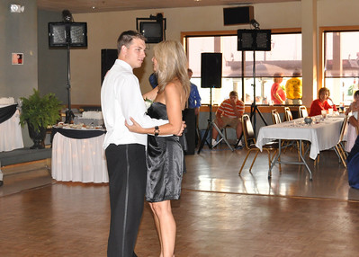 A honor to dance with my mom