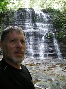 the reward for the hike - Kubah National Park, Sarawak