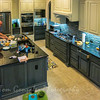 Awesome entertaining kitchen and a water dispenser with entertainment screen