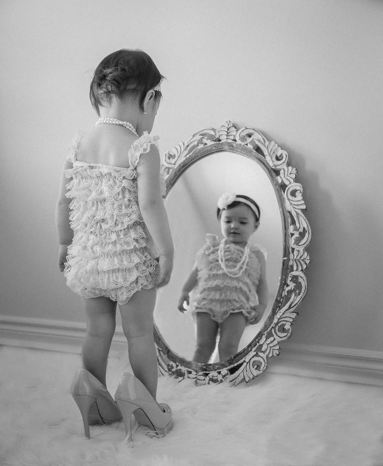 Baby model shoot