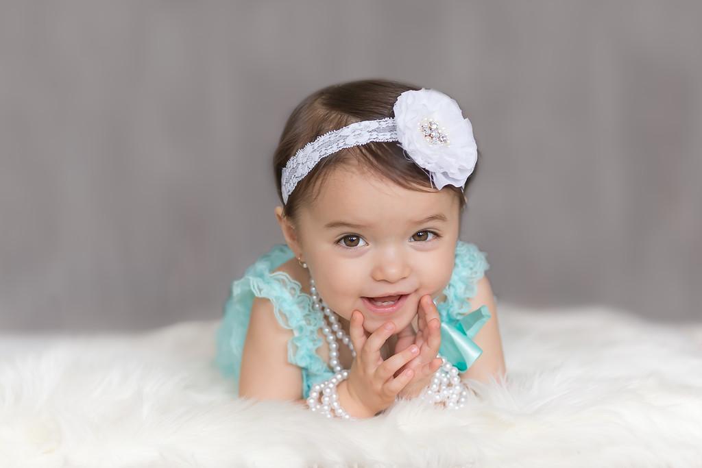 Child photography shoot