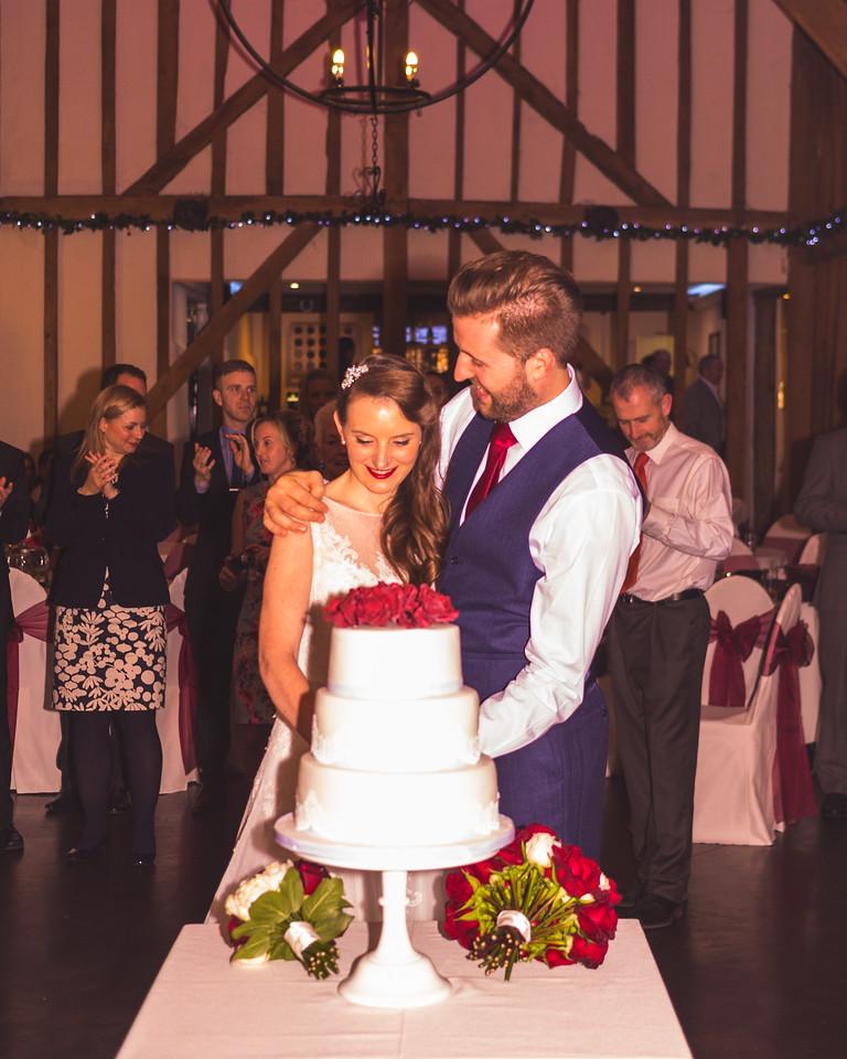 Wedding couple - bridge and groom