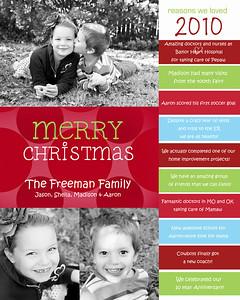 freeman card