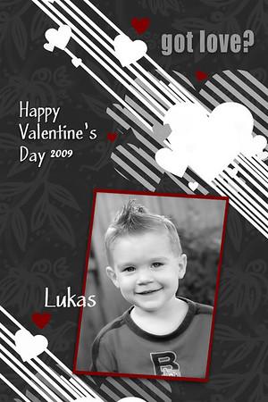 Lukas valentines