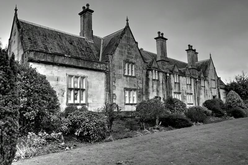 August 4th, 2014 - Muckross House - Killarney Ireland