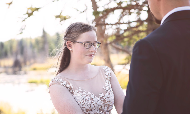 Hearing Her Vows