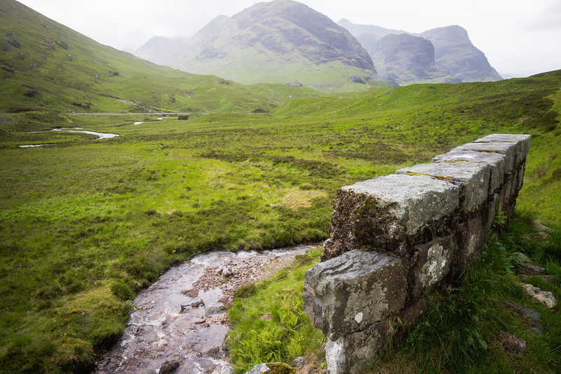 Scotland: Relics of  The Past