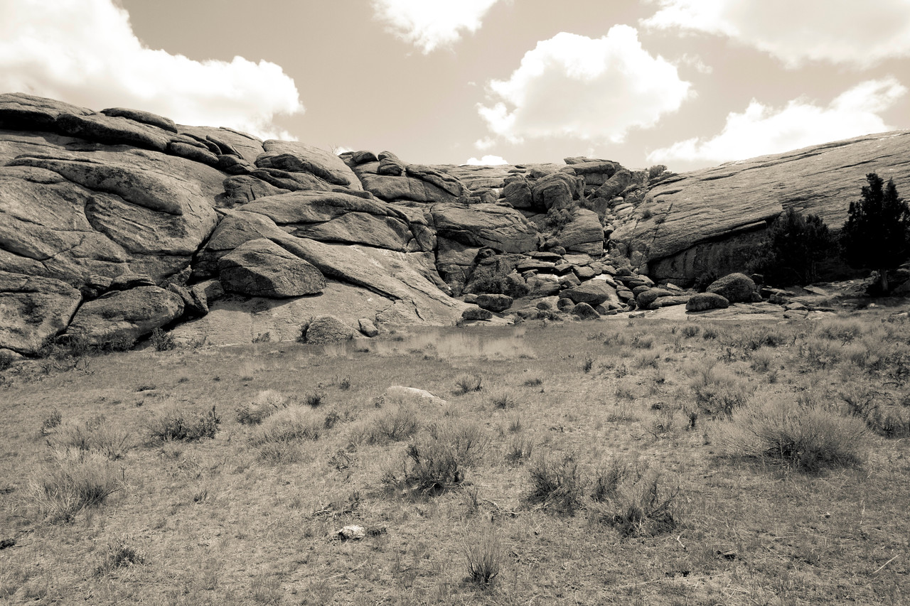 May 31st, 2012 - Parts of Independence Rock<br /> <br /> On the road for work so posting late.<br /> Hope you all had a great Thursday!