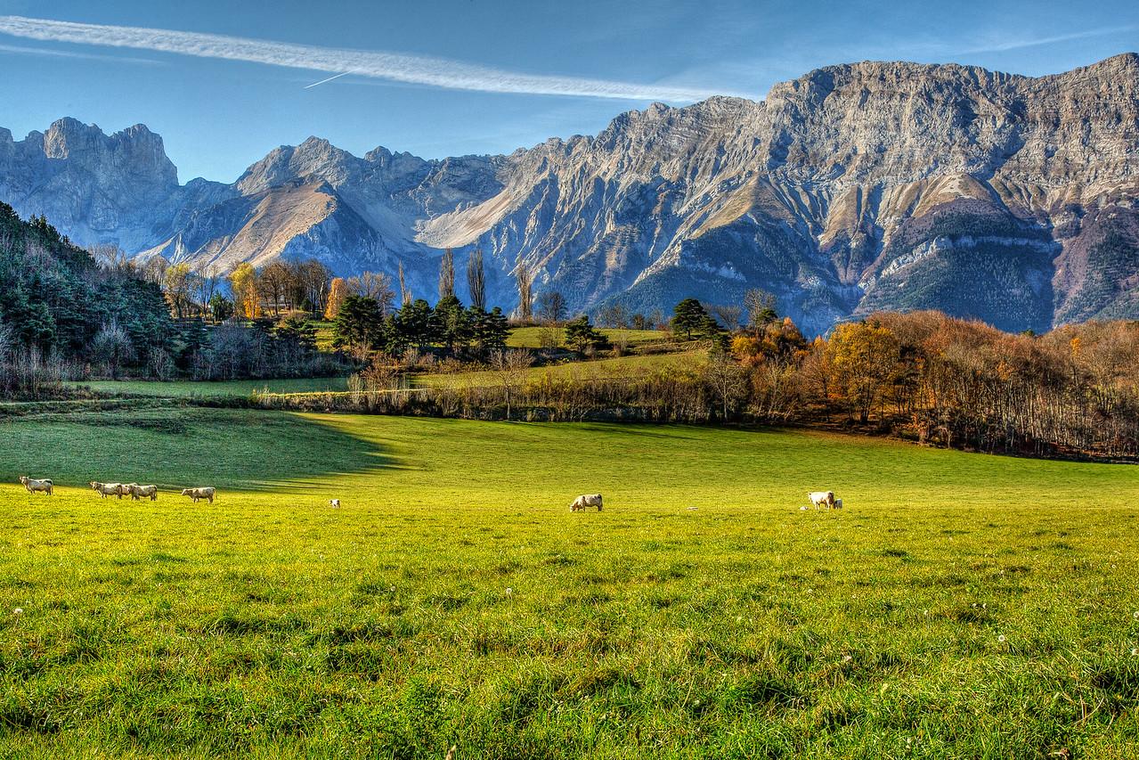 Apline Liesure - Contest Finalist HDR Landscape Contest