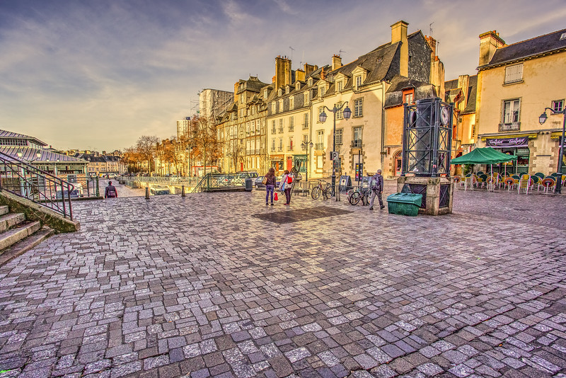 October 15th, 2016 - Early Morning Rennes