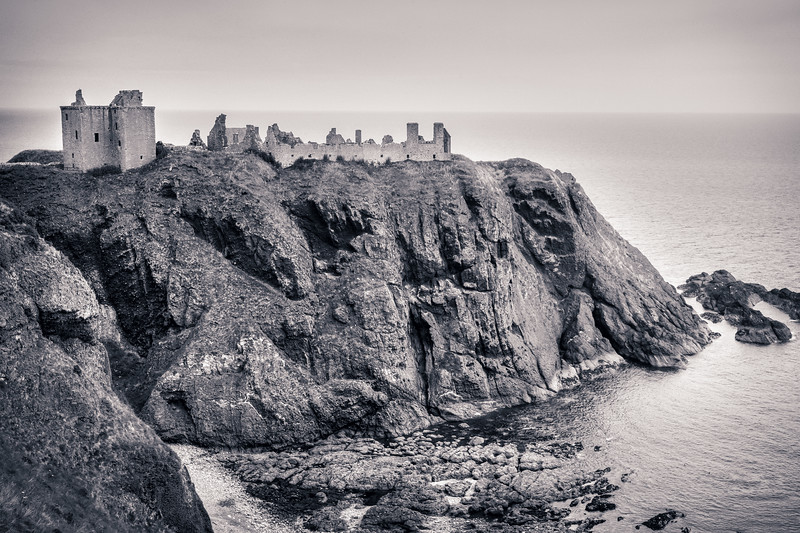 Dunnottar Ruins - September 15th, 2017