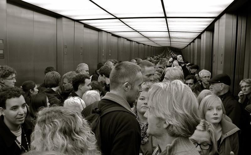 Elevator to Infinity - Berlin