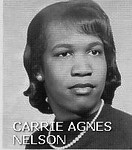 CARRIE AGNES NELSON